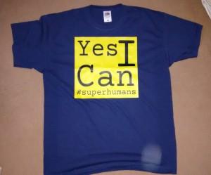 Yes-shirt